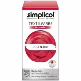 Краска Simplicol для смены цвета 150мл+400г закрепитель розово-красная
