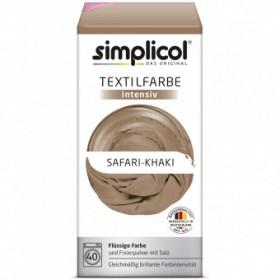 Краска Simplicol для смены цвета 150мл+400г закрепитель сафари-хаки