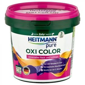 Пятновыводитель кислородный для цветного белья Heitmann 500г