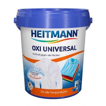 Универсальный пятновыводитель кислородный для цветного белья Heitmann 750г