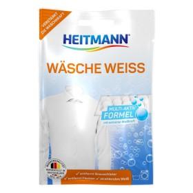 Отбеливатель для сияющей белизны устраняет сероватый оттенок и желтизну Heitmann 50г