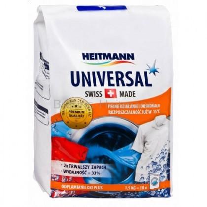 Стиральный порошок универсал Heitmann 1,5 кг 18 стирок