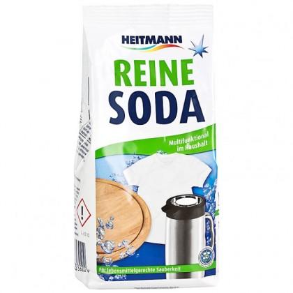 Универсальная чистящая сода Heitmann 500гр стирка, стерилизация, чистка